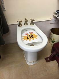 Bathroom furniture bidet