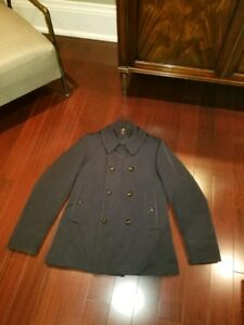 MONCLER MENS PEA COAT