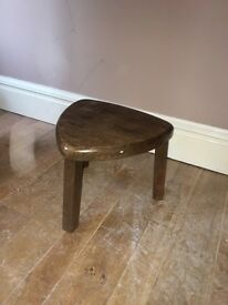 Wooden stall/table