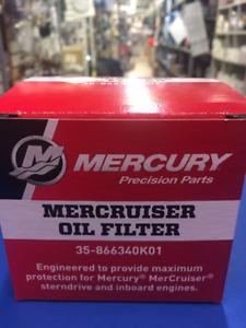 Mercruiser oil filter 866340k01