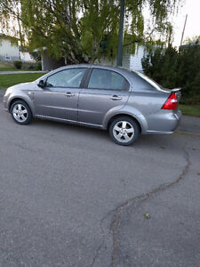 2007 Pontiac Wave Full optional Sedan