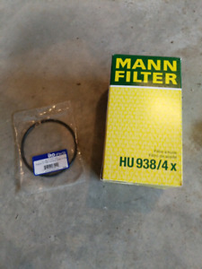 Bmw e39 oil filter and gasket