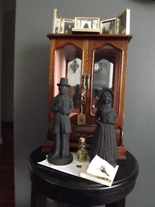 SOLD Shadow People Occult Haunted Artifact Dybbuk Horror Prop