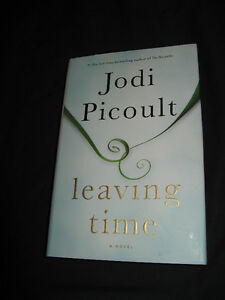 SIGNED 1st Printing/Ed* Leaving Time by Jodi Picoult - Hardcover