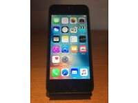 APPLE IPHONE 5 BLACK 16GB OPEN TO ANY NETWORK!