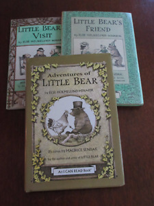 Selection of Little Bear Books - Else Minarik/Maurice Sendak