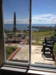 Appartement au  bord de mer à Caplan