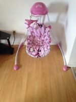 Minnie Mouse Swing