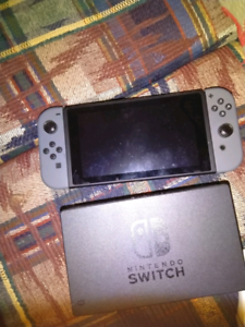 Nintendo Switch Console in box USED