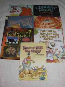 CHILDRENS BOOKS - VERY NICE SELECTION - CHECK IT OUT!