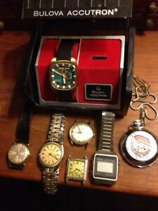 URGENT!! INSTANT CASH FOR YOUR VINTAGE WATCHES