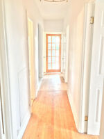 Renovated Duplex Adjacent To Westmount (HEATING INCLUDED)