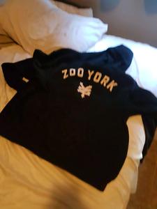 XXL Zoo York hoodie