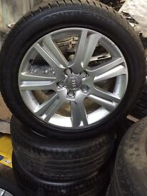 Audi a4 se alloys and tyres