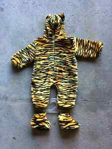 Tiger Costume for child
