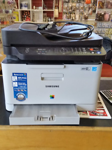 Samsung C460 Laser printer all in one fax copy scan