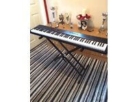Piano full 88 weighted keys