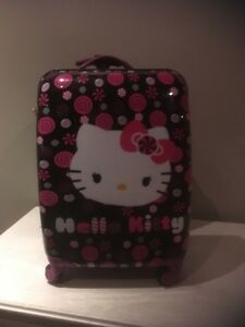 Hello Kitty - Carry on luggage