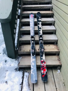 Ski Touring Rig & Other Skis For Sale