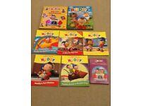 Noddy Story books x8, VGC