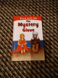 Read With Me The Mystery Glove Book