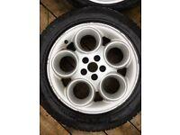 "Alfa Romeo 16""Teledial Wheels"