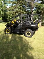 2011 Commander  x 1000 side by side can-am
