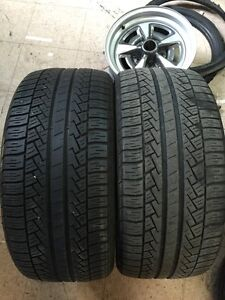 245/40r18 Pirelli p6 four seasons