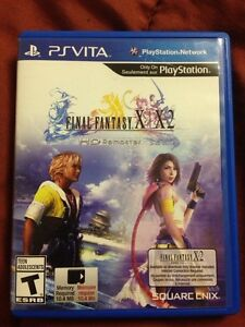Final fantasy x hd ps vita