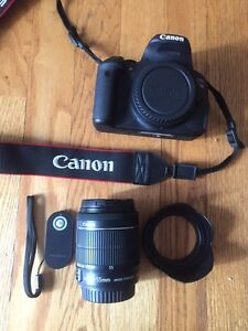 Canon T5i & Lenses - see add