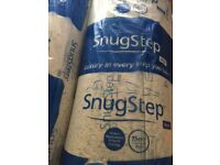 Carpet underlay - snugstep