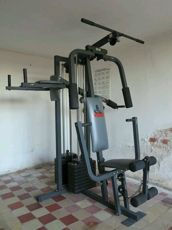 Weider 8530 Home Gym In Nuneaton Warwickshire Gumtree
