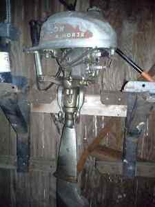 Old outboards OMC