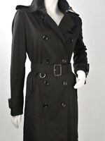 New women's Burberry Trench Manston size 8