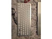 Bluetooth slim keyboard