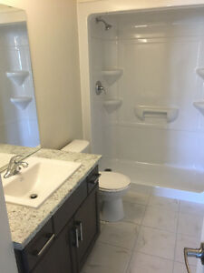 BRAND NEW 2 Bedroom condo with 2 bathrooms for rent in Milton!