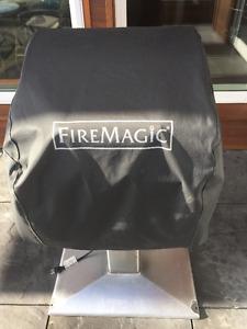 FireMagic Electric BBQ