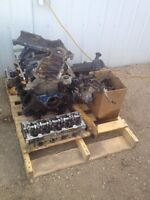 5.4 Ford engine