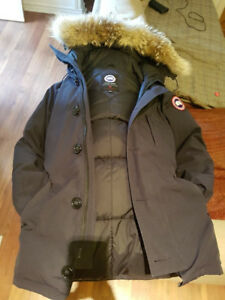 Canada Goose (Chateau Parka with Fur)