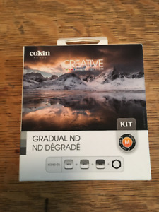 Cokin Gradual ND Filter Kit P Series, with Filter Holder
