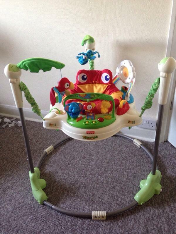 Jumperoo fisher price in erdington west midlands for Door jumperoo