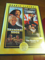 DVD, Movie - Shanghai Noon & Shanghai Knights
