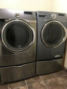 Samsung Laundry Pair Washer and Dryer