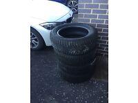 Goodyear UltraGrip 9 Winter Tyres (205/60 R16) X 4