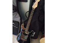 Fender stratacoustic (mint)