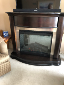 Dimplex indoor fireplace