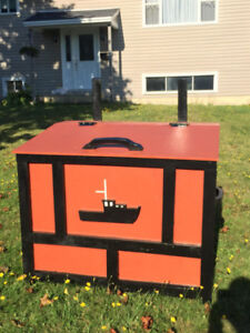 Custom garbage boxes Delivery available!