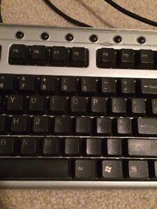 HP Keyboard  Kitchener / Waterloo Kitchener Area image 5