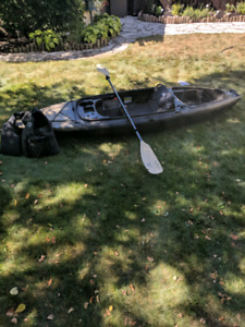 Kayak - ascend fs-10 sit in