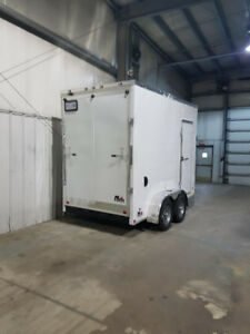 2017 Enclosed Trailer for Sale